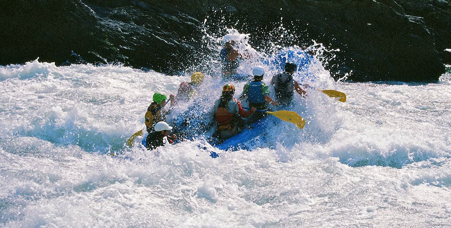 Image result for rafting in nepal