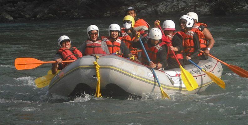 bhotekoshi river rafting rafting in nepal exciting nepal rh excitingnepal com