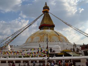 Buddhist Pilgrimage tour (5)