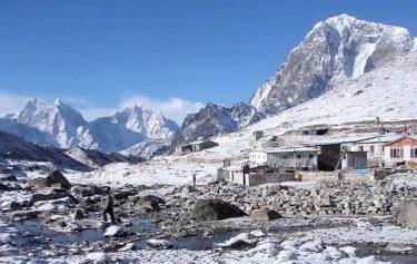 Everest BC, Gokyo Cho La Pass Trek