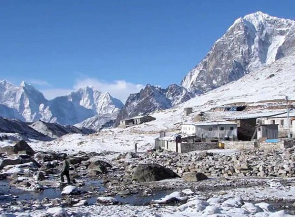 Everest BC, Gokyo Cho La Pass Trek (4)