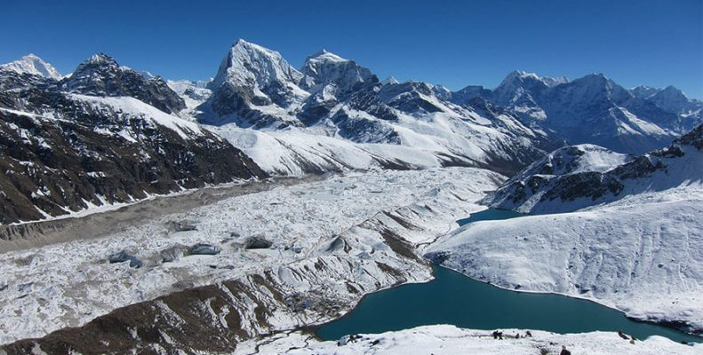 Everest Gokyo Lake with Renjo La Pass Trek
