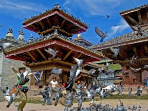 Temple, Monastery and Village Tour