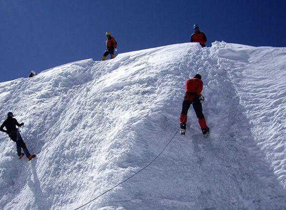 Mera Peak (6654m) Climbing (2)
