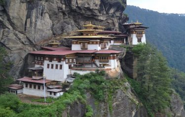 Tiger nest monastery tour