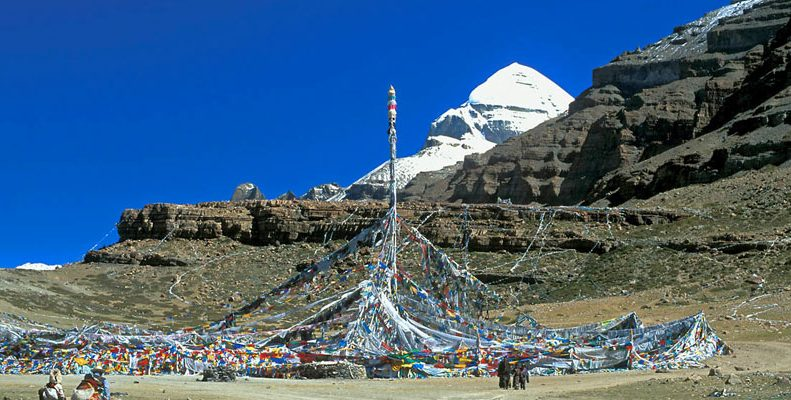 Mount Kailash Via Lhasa