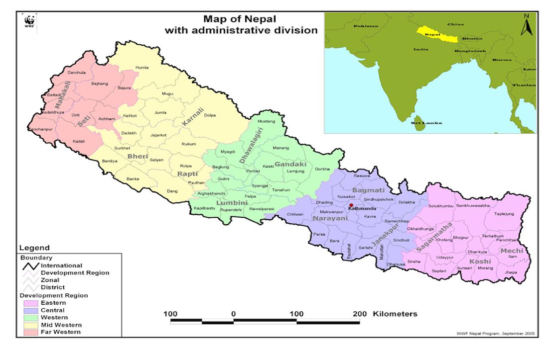 Nepal General information