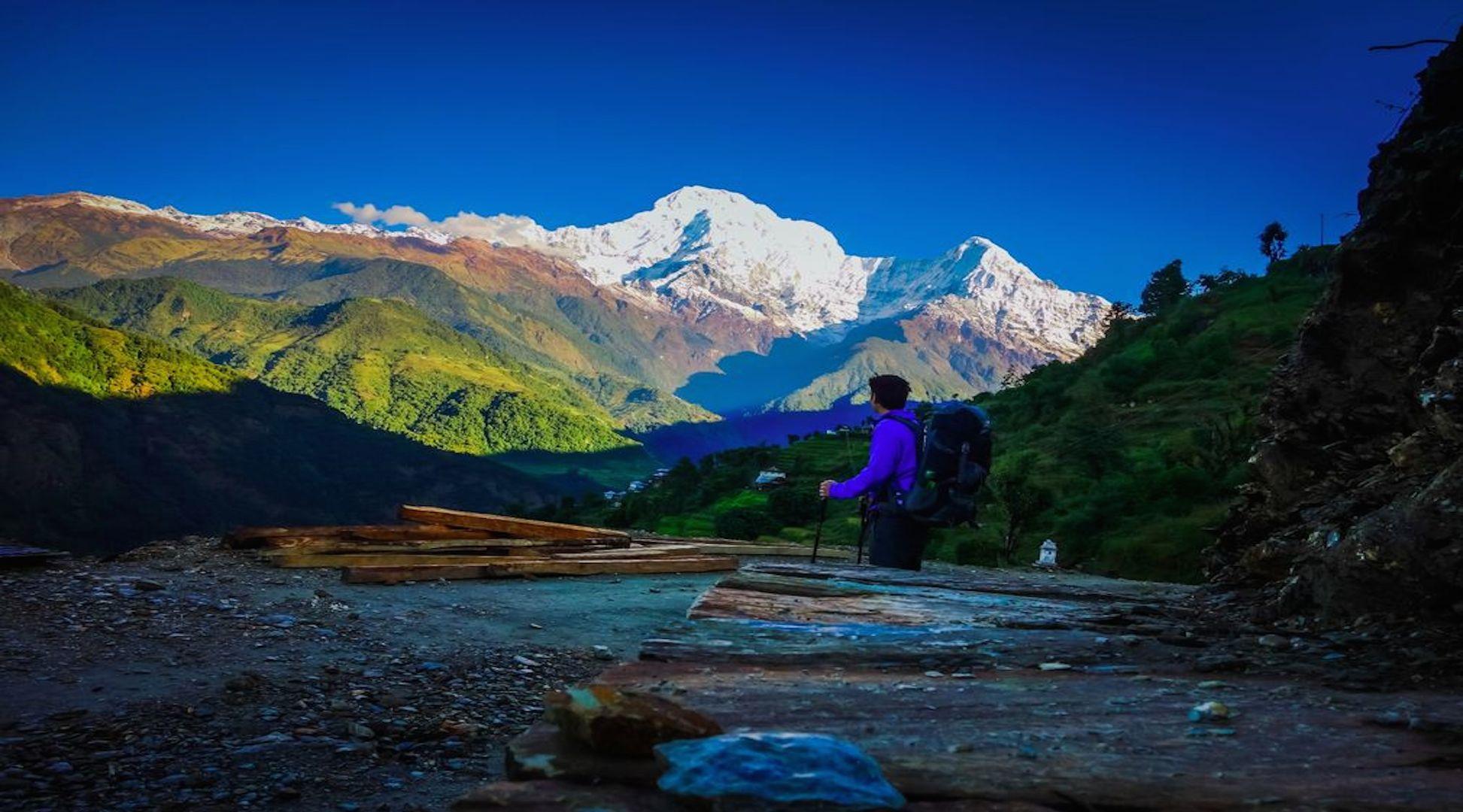 Annapurna region treks