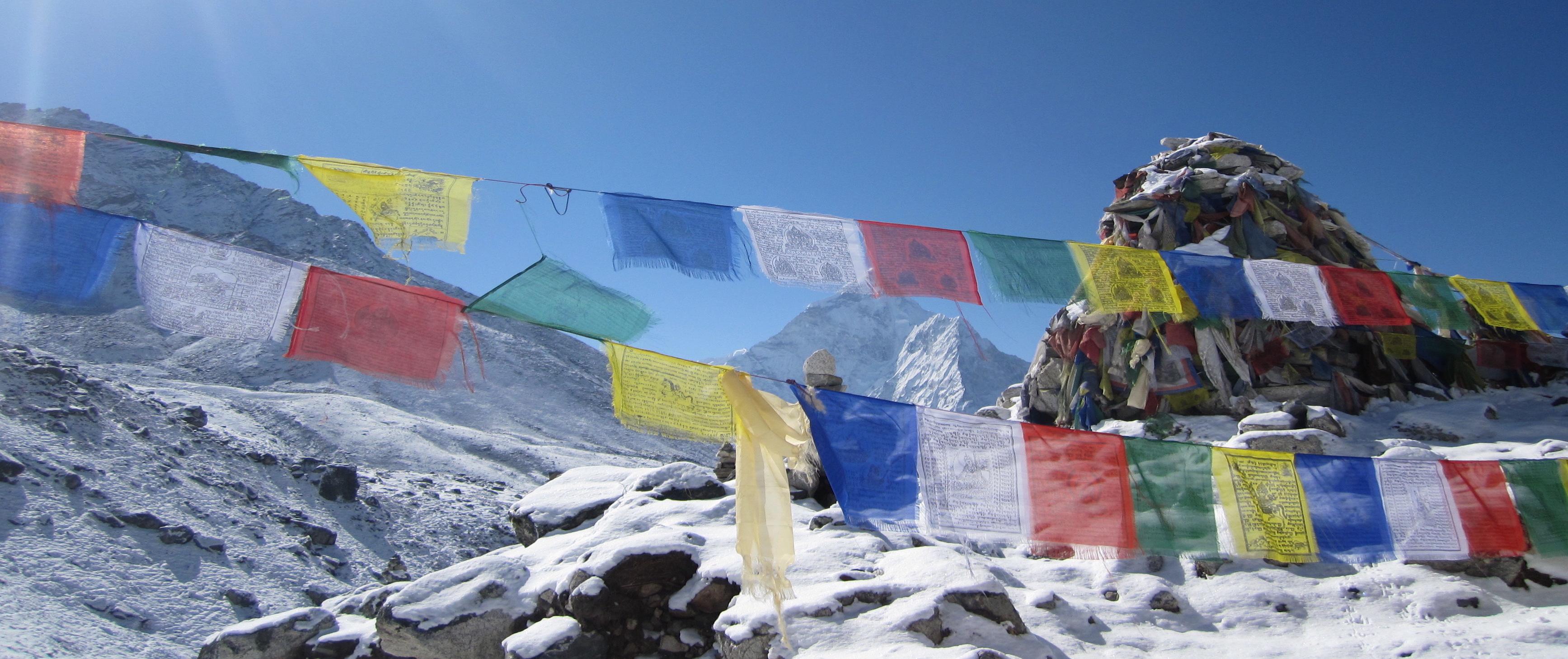 Visit Everest base camp
