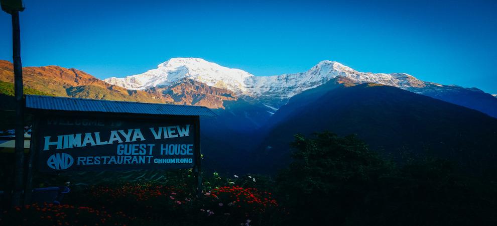 Annapurna complete trek