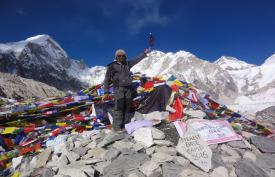 Adventure Journey of Everest base camp trek