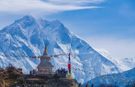 Everest base camp trek information