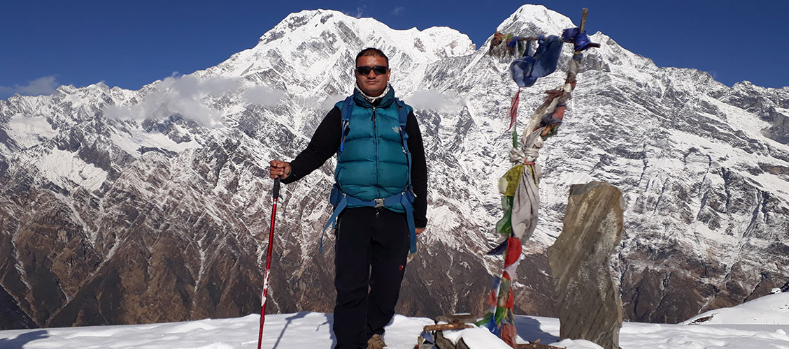 Annapurna Base Camp Weather December January February