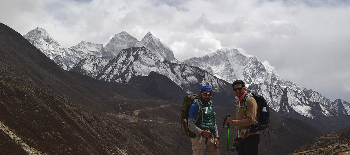 Everest Base Camp Trek Difficulty