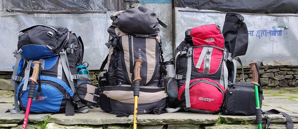 packing for annapurna base camp trek