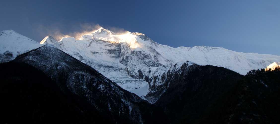 Annapurna circuit trek best time